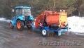 Заливщики швов прицепные, бензиновые и дизельные